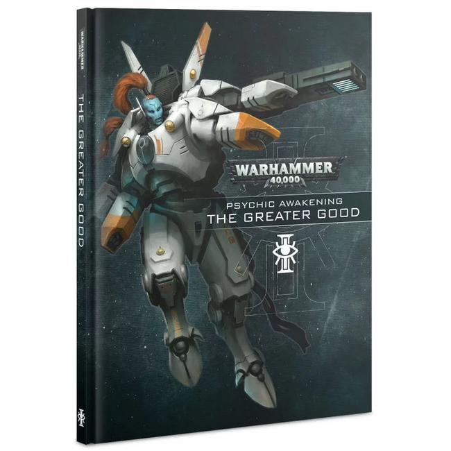Warhammer 40,000 40k Psychic Awakening The Greater Good