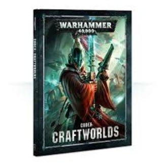 Warhammer 40,000 40k Codex: Craftworlds