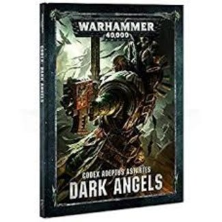 Warhammer 40,000 40k Dark Angels Codex