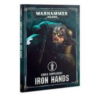Warhammer 40,000 40k Codex: Iron Hands