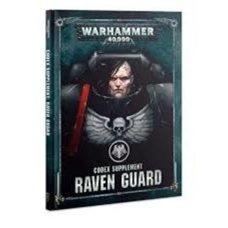 Warhammer 40,000 40k Codex: Raven Guard