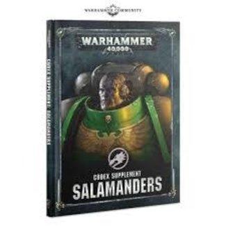 Warhammer 40,000 40k Salamanders Codex