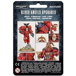 Warhammer 40,000 40k Blood Angels Upgrades