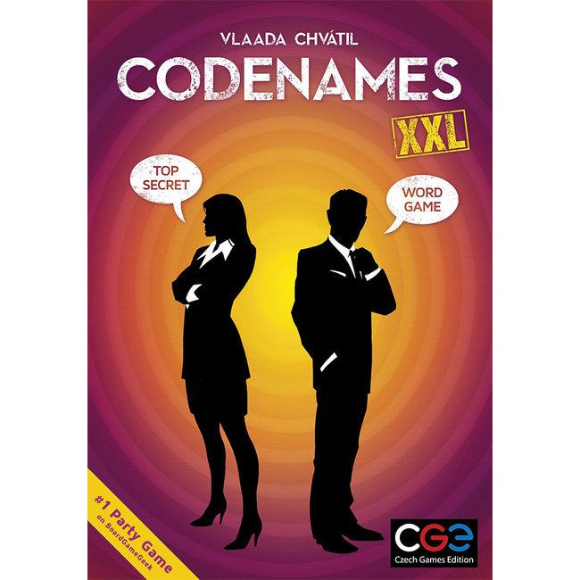 Czech Games Edition Codenames XXL