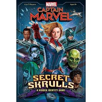 USAopoly Captain Marvel: Secret Skrulls