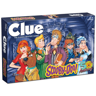 USAopoly Clue Scooby Doo