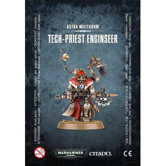 Warhammer 40,000 40k Tech-priest Enginseer