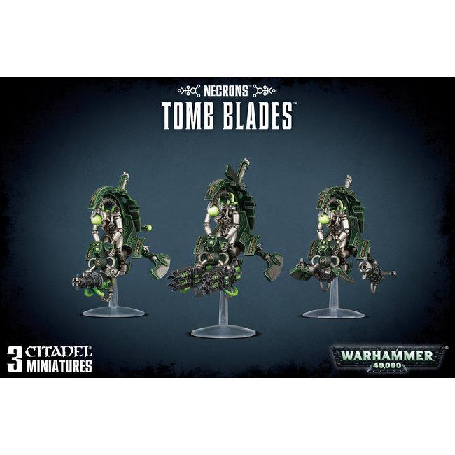 40k Tomb Blades