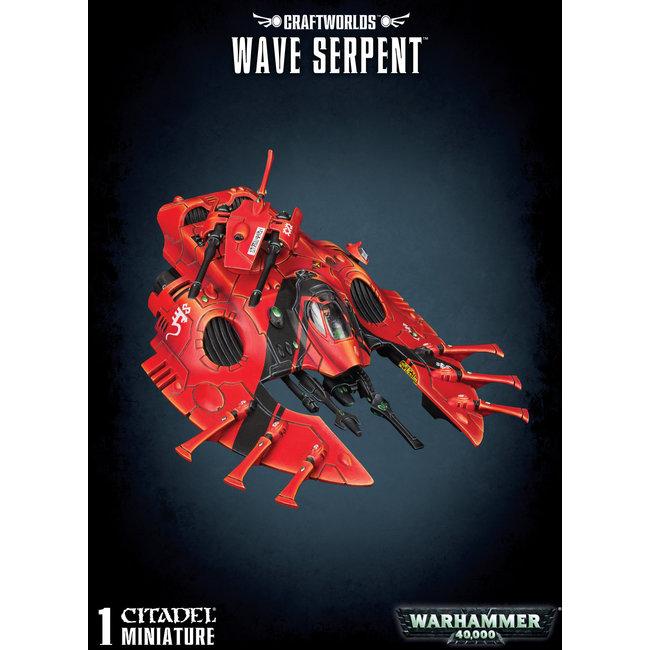 Craftworlds:  Wave Serpent