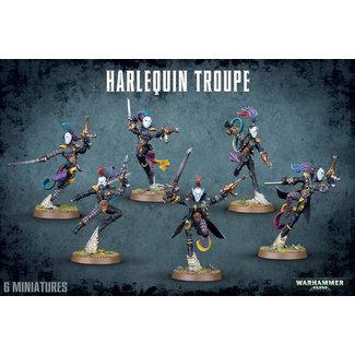 Warhammer 40,000 40k Harlequin Troupe