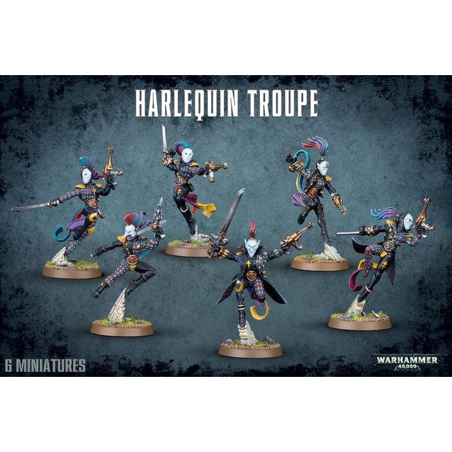 40k Harlequin Troupe