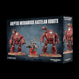Warhammer 40,000 40k Kastelan Robots