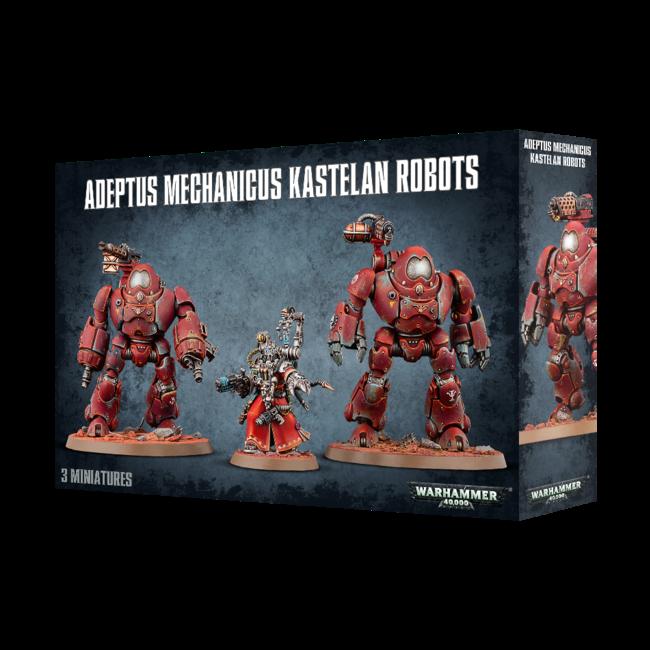 40k Kastelan Robots