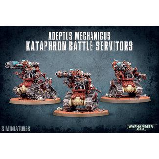 Warhammer 40,000 40k Kataphron Battle Servitors