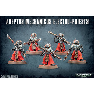 Warhammer 40,000 40k Electro-Priests