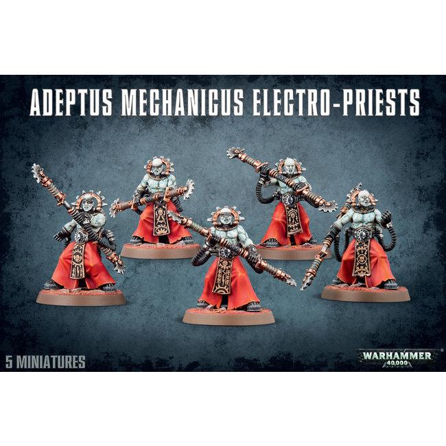 40k Electro-Priests