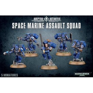 Warhammer 40,000 40k Assault Squad