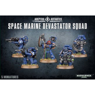 Warhammer 40,000 40k Devastator Squad