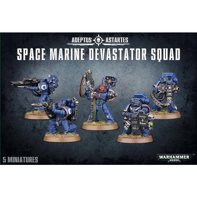 40k Devastator Squad