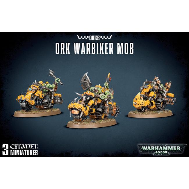 40k Warbiker Mob