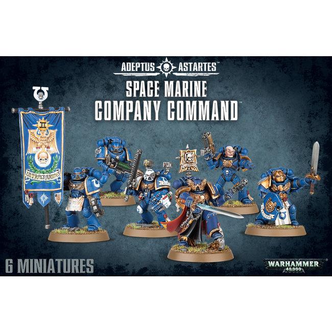 40k Company Command