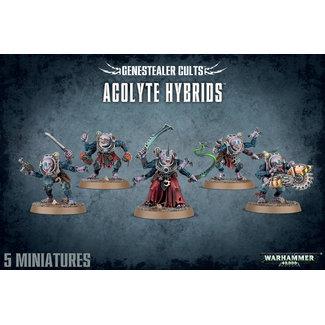 Warhammer 40,000 40k Acolyte Hybrids