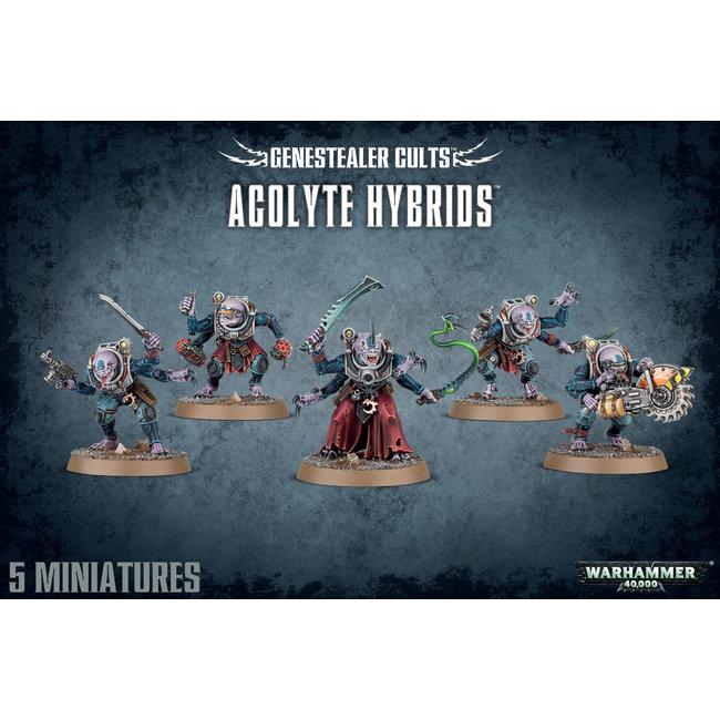 40k Acolyte Hybrids