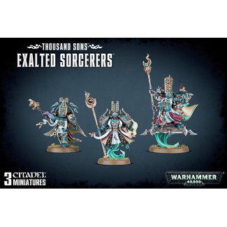 Warhammer 40,000 40k Exalted Sorcerers