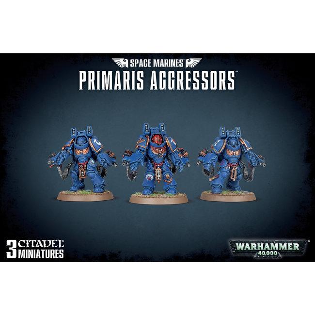 40k Primaris  Aggressors
