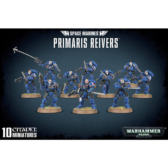 40k Primaris Reivers