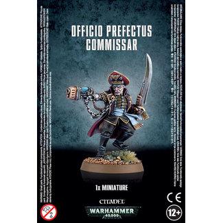 Warhammer 40,000 40k Officio Prefectus Commissar