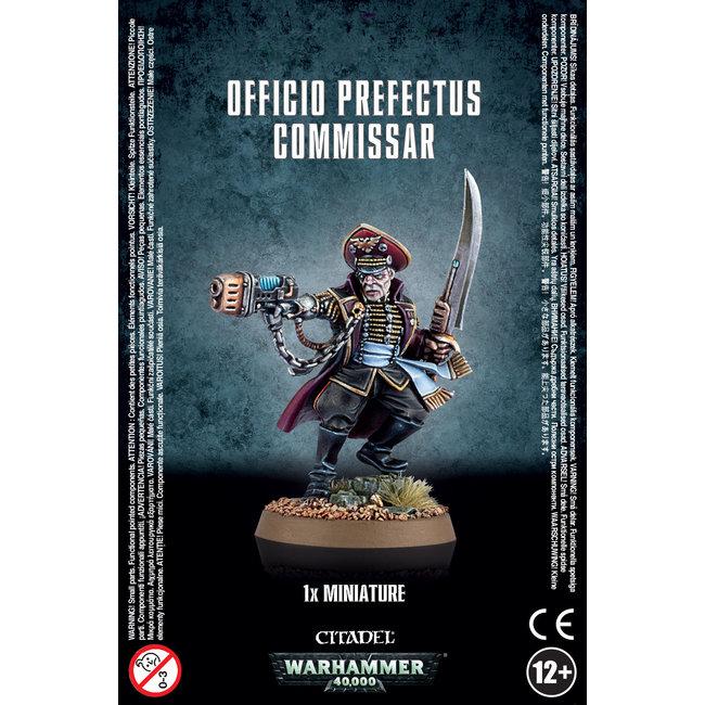 40k Officio Prefectus Commissar