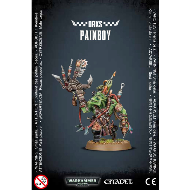 40k Ork Painboy