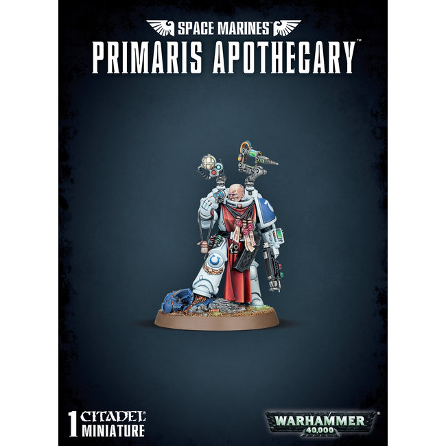 40k Primaris Apothecary
