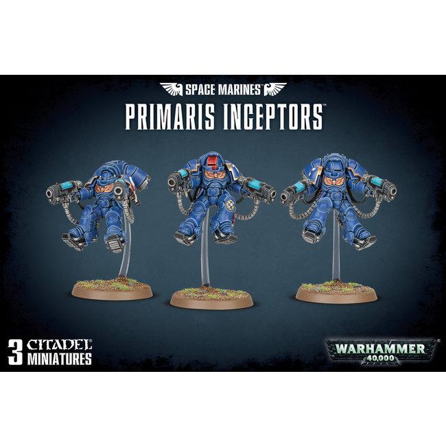 40k Primaris Inceptors