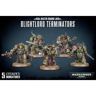 Warhammer 40,000 40k Blightlord Terminators