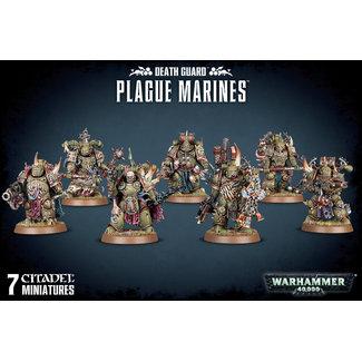 Warhammer 40,000 40k Plague Marines