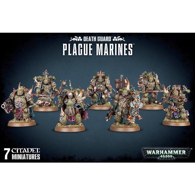 40k Plague Marines