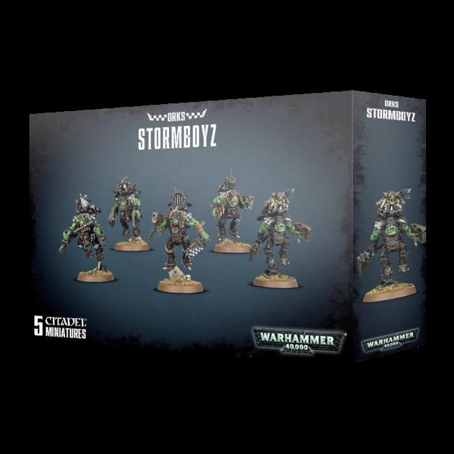 40k StormBoyz