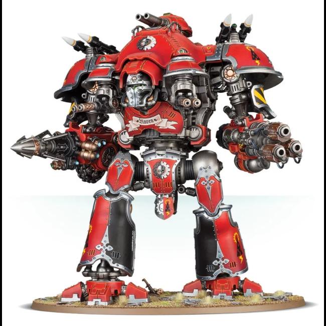 40k Knight Valiant