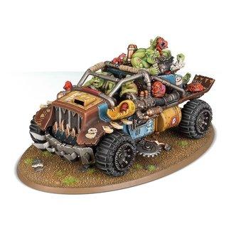 Warhammer 40,000 40k Rukkatrukk Squigbuggy
