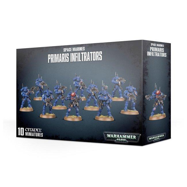 40k Primaris Infiltrators