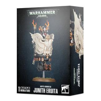 Warhammer 40,000 40k Adepta Sororitas Junith Eruita