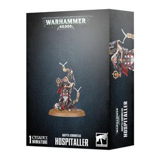 Warhammer 40,000 40k Adepta Sororitas Hospitaller