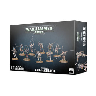 Warhammer 40,000 40k Arco-flagellants