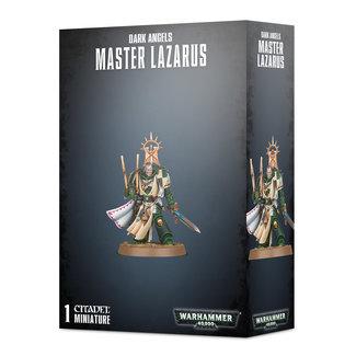 Warhammer 40,000 40k Master Lazarus