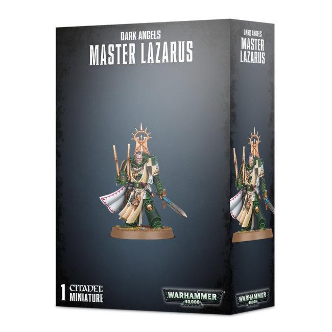 40k Master Lazarus