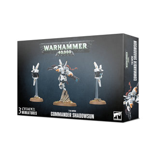 Warhammer 40,000 40k Commander Shadowsun