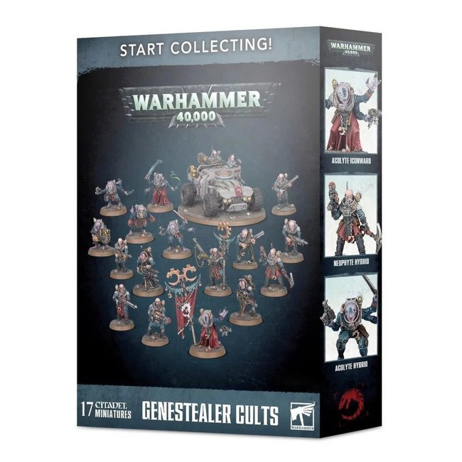 40k Start Collecting! Genestealer Cults