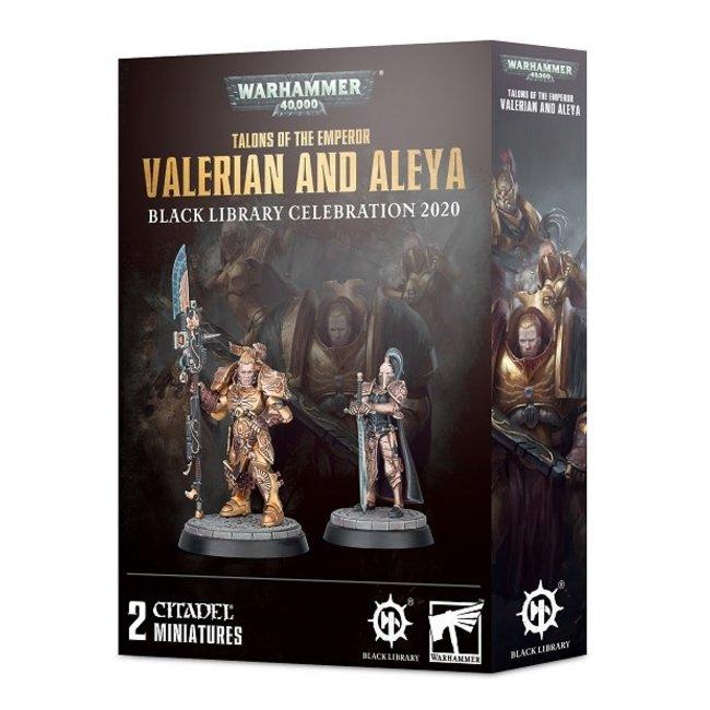 40k Valerian and Aleya